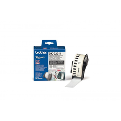 Brother DK-22214 Continuous Paper Tape (12mm)