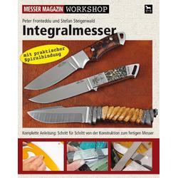 Integralmesser als Buch von Peter Fronteddu/ Stefan Steigerwald