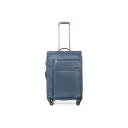 EPIC Trolley Nano Soft 4-Rollen-Trolley M 68 cm, 4 Rollen blau
