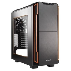Be Quiet! Silent Base 600 Gaming Case with Window ATX No PSU Tool-less 2 x Pure Wings 2 Fans Or