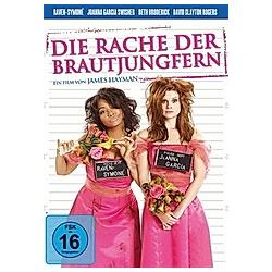 Die Rache der Brautjungfern - DVD  Filme