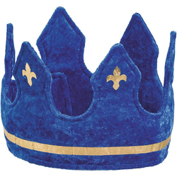 JAKO-O Geburtstagskrone blau, blau - blau