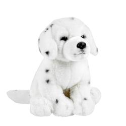 Teddys Rothenburg Kuscheltier (Dalmatiner Hund sitzend 40cm (mit Schwanz), Plüschtier, Stofftier, Dalmatiners, Stoffhund, Plüschdalmatiner)