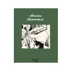 Haderer Skizzenbuch