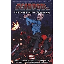 Deadpool - The Ones With Deadpool - Buch