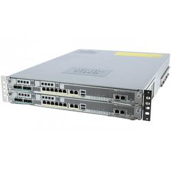 Cisco - ASA5585-S60-2A-K9 - Firewall/ASA 5585-X Chas w/SSP60 6 GE - Firewall - 1.000 Mbps