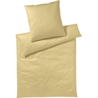 Yes for Bed Pure & Simple Uni weizen (155x220+80x80cm)