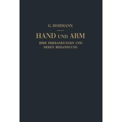 Hand und Arm als Buch von Georg Hohmann
