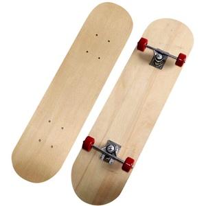 "NINGSANJIN Skateboard Komplettboard 31"" 80cm Vintage Skate Board DIY handbemalt Mit 9-Lagigem Ahornholz 95A Rollenhärte Funboard FÜR Anfänger Und Profis - Belastung 100 KG"
