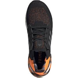 adidas Ultraboost 20 M core black/grey three/signal orange 44