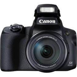 Canon Powershot SX70 HS Superzoom-Kamera schwarz 20,3 Mio. Pixel