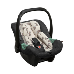 ABC Design Babyschale Auto-Kindersitz Tulip, smaragd natur