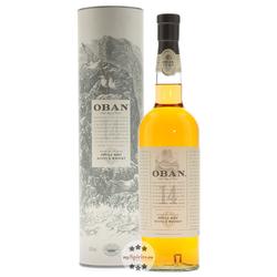 Oban 14 Jahre Highland Single Malt Whisky