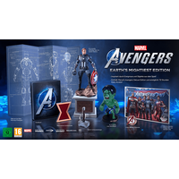 Marvel's Avengers: Earth's Mightiest Edition - [PlayStation 4]