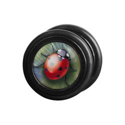 Wildcat Fake-Ear-Plug Fake Plug Ladybird
