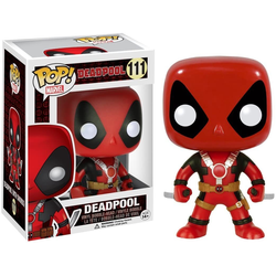 Funko Sammelfigur Funko Pop! - Marvel - Deadpool #111
