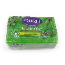Duru Natural Olive Oil Soap 180g Türkische Festseife mit Olivenöl