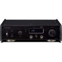Teac UD-505 D/A-Wandler/Kopfhörerverstärker mit Bluetooth atpX HD 32Bit/768kHz und DSD512, Schwarz