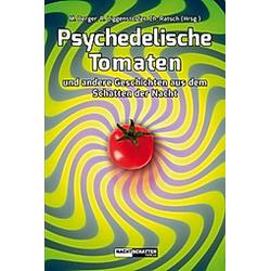 Psychedelische Tomaten - Buch
