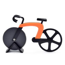 kueatily Pizzaschneider, 18.5 cm, Edelstahl Küchenhelfer pizzaschneider fahrrad
