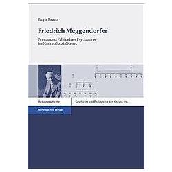 Friedrich Meggendorfer. Birgit Braun  - Buch