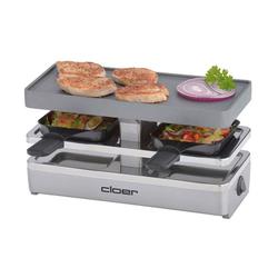 Cloer Raclette 6495 Raclette Duo