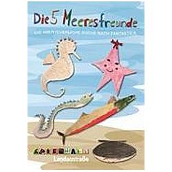 Die 5 Meeresfreunde - Buch