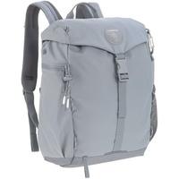 Lässig Wickelrucksack Outdoor Backpack, grey