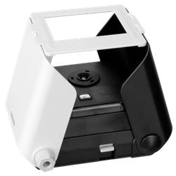Tomy KiiPix Jet Black Mobiler Fotodrucker
