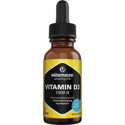 Vitamaze Vitamin D3 1.000 I.E. Tropfen