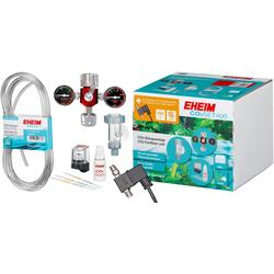 EHEIM Aquariumpflege CO2-Düngeanlagen-Set 400, (Set), Mehrwegsystem ohne Flasche