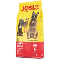 Josera JosiDog Agilo Sport Hundefutter  (2 x 18 kg)
