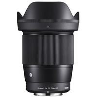 Sigma 16mm F1,4 DC DN (C) Canon M