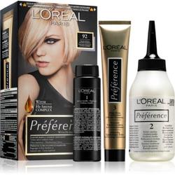 L'Oréal Paris Préférence Haarfarbe Farbton 92