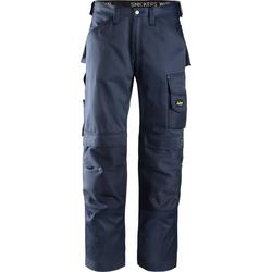 SNICKERS WORKWEAR Arbeitshose DuraTwill, Gr. 48 - 56 blau 50