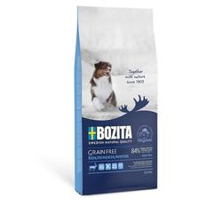 Bozita Hundefutter Grain Free Rentier, 12,5 kg