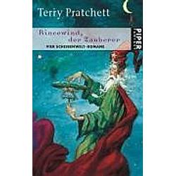 Rincewind  der Zauberer. Terry Pratchett  - Buch