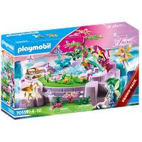 Playmobil Fairies Zaubersee im Feenland 70555