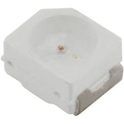 HuiYuan 3528W3C-KHC-A SMD-LED 3528 Warmweiß 1300 mcd 120° 25mA 3.3V Tape cut
