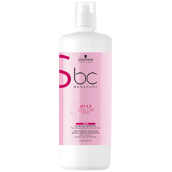 BC Bonacure pH 4.5 Farbe Freeze Mizellen Rich Shampoo 1000ml