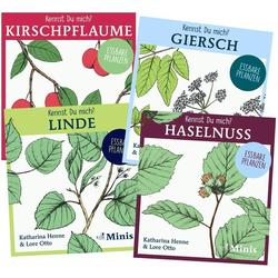 Essbare Pflanzen 2 - KJM Minis