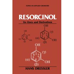 Resorcinol als Buch von Hans Dressler