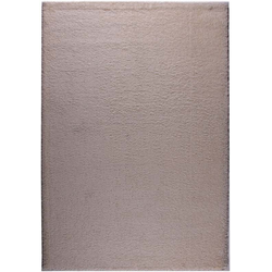 Teppich Shaggy Basic 170 (Creme; 160 x 230 cm)