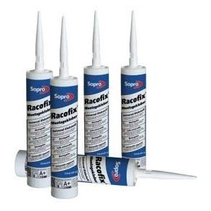 Sopro Racofix Montagekleber 818 Universal Klebstoff Innen & Außen Kleber weiß