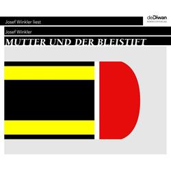 Mutter und der Bleistift als Hörbuch CD von Josef Winkler/ Tina Walz