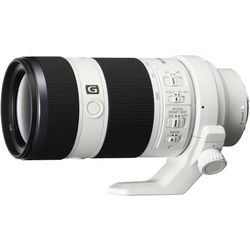 Sony Objektiv E-Mount-Objektiv 70-200 mm, F4.0, SEL70200G.AE weiß