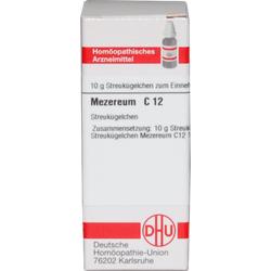 MEZEREUM C 12 Globuli 10 g