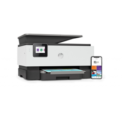 HP Multifunktionsdrucker Office Jet Pro 9012 AIO Drucker, Scanner, Kopierer, Fax, WLAN, USB