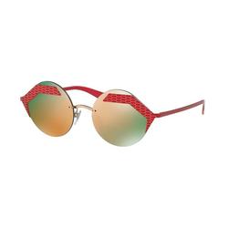 BVLGARI Sonnenbrille BV6089 rot