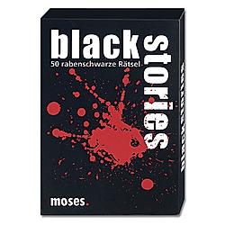 "moses ""black stories 1"""", Gesellschaftsspiel"""